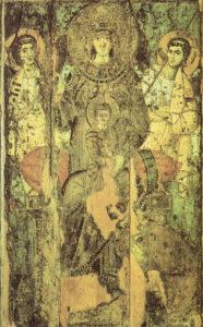 Madonna-della-Clemenza-S.-Maria-in-Trastevere
